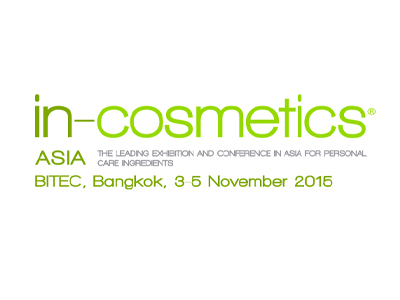 In Cosmetics Asia (Bangkok)_2015.11.03 - 2015.11.03